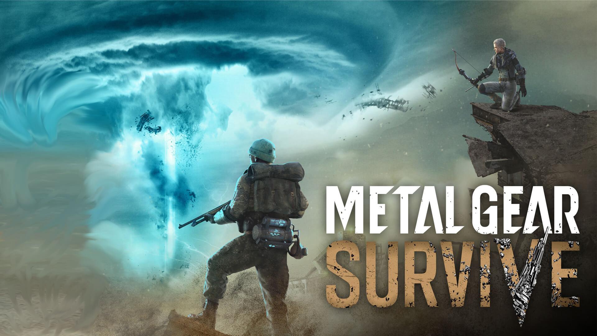 Обзор Metal Gear Survive — серое посткодзимовское пространство