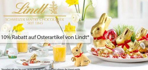 Worldofsweets промокод. Скидка 10% на сладости к Пасхе бренда Lindt + пасхальный набор от Milka в подарок к заказу