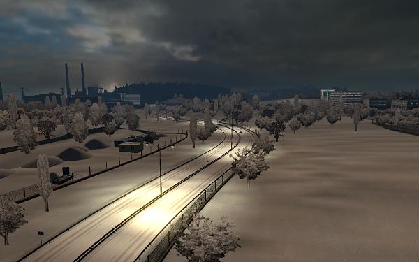Winter Mod Beta version