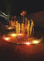 Поющие фонтаны Кампече. Фото Морошкина В.В.