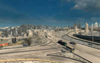 Exclusive Winter Mod v 1.0