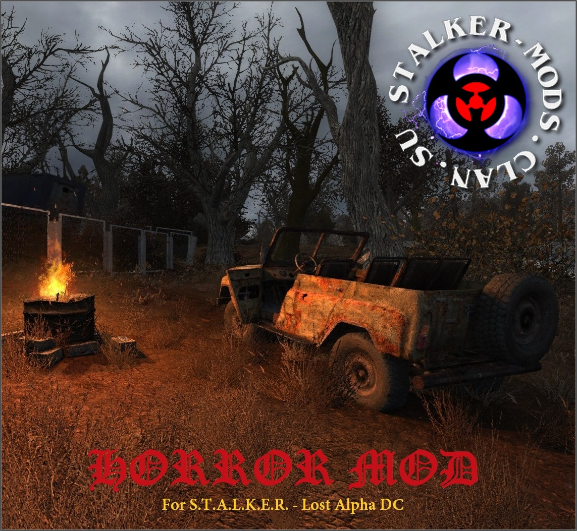 Horror Mod - Lost Alpha DC
