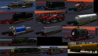 Chris45 ATS Heavy Trailers Pack v 1.0