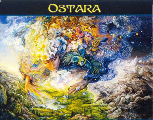 День Весеннего Равноденствия Остара (Ostara) 21 марта - Праздник Колеса Года.  21020722_m