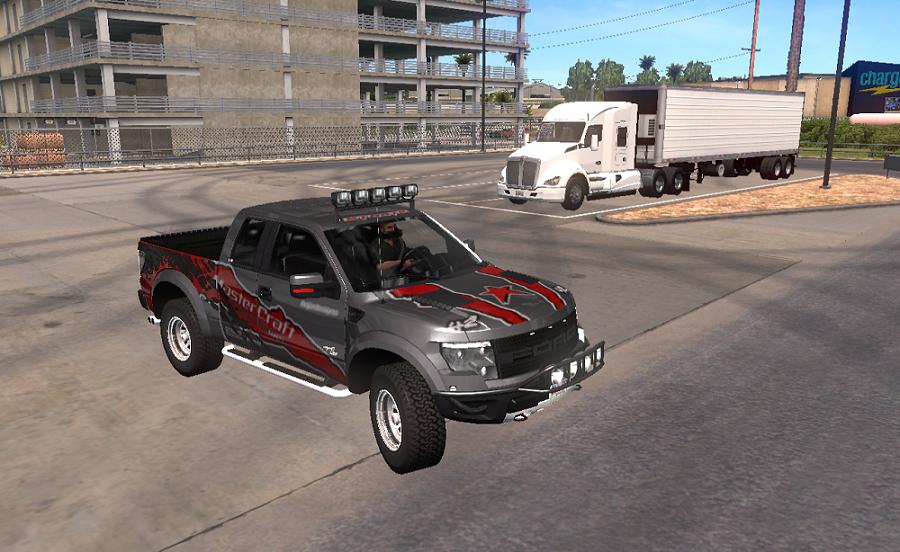 Ford F-150 SVT Raptor v 2.3 [ATS]