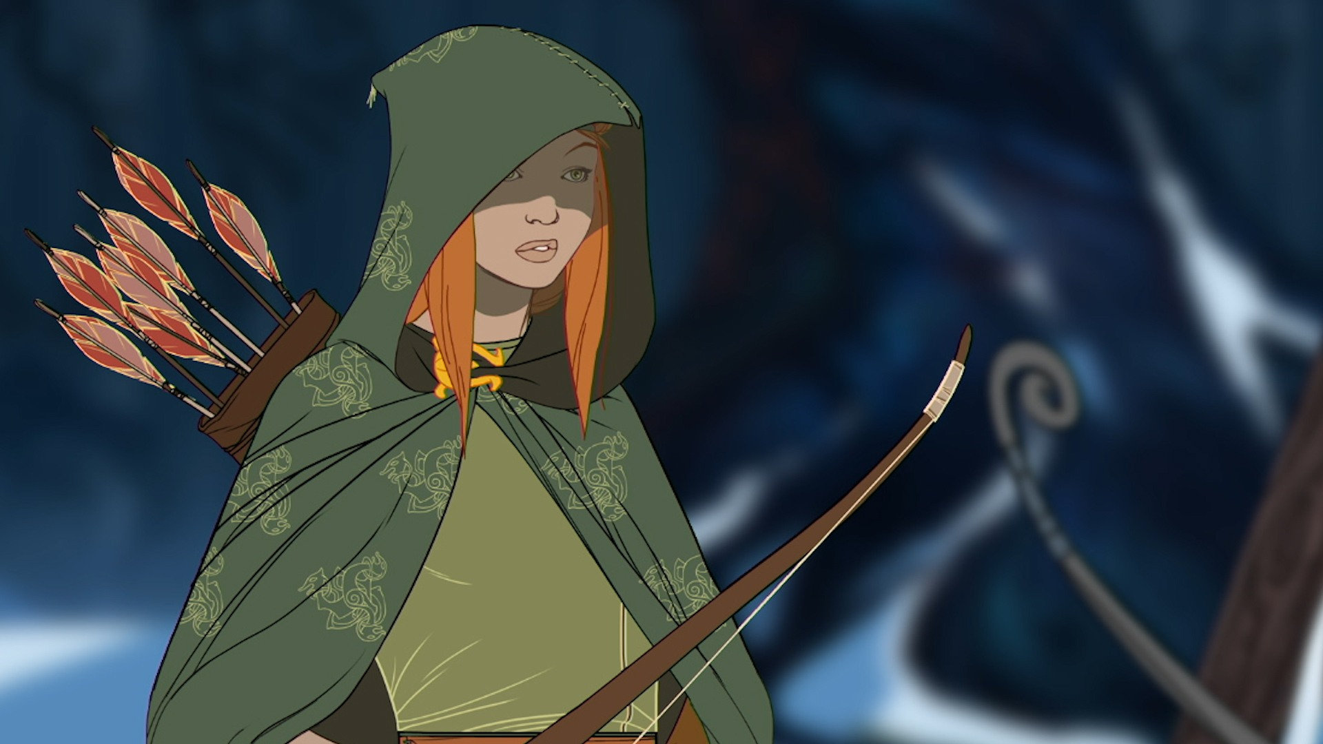 Получасовой геймплея The Banner Saga 3