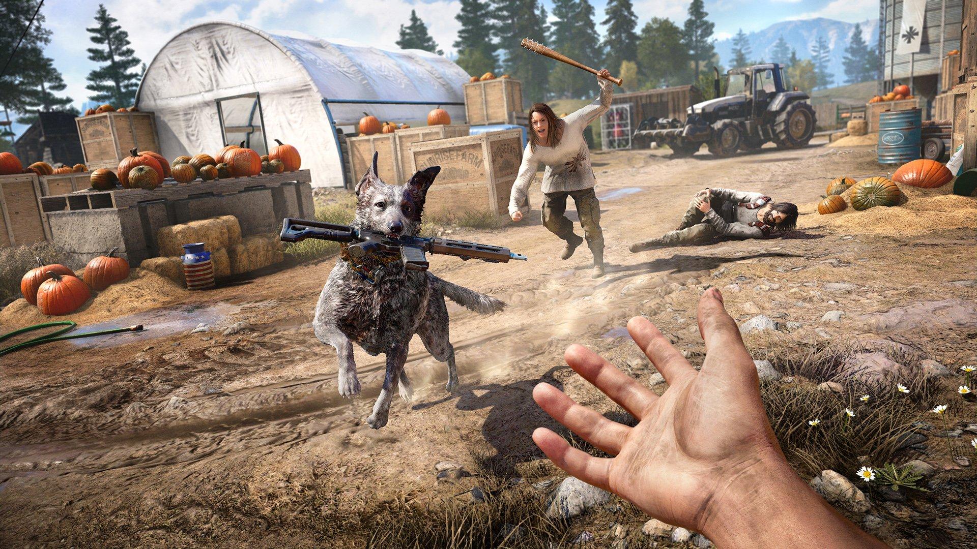 За первую неделю Far Cry 5 разошлась 5 000 000 тиражом и побила рекорд франшизы