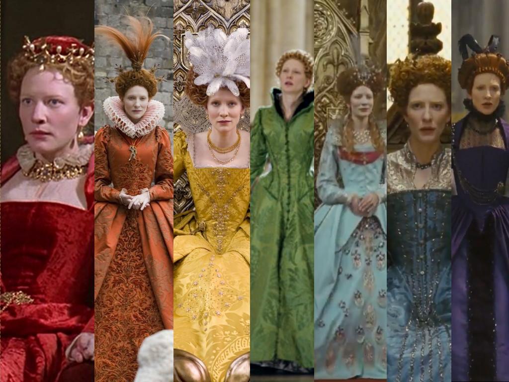 d28ae886b721 Королева всех цветов радуги   «Елизавета» и «Золотой век»CineModa ...