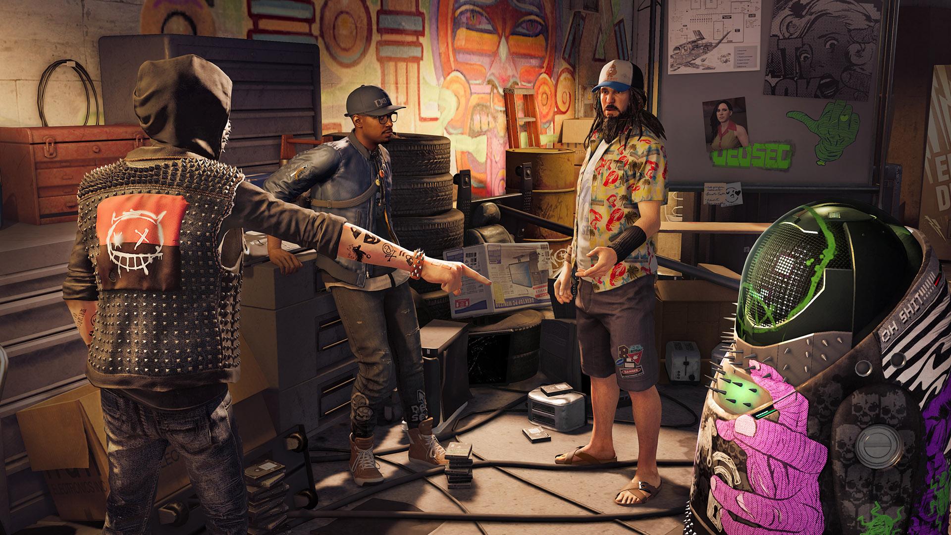 Ubisoft подтвердила разработку Watch Dogs 3