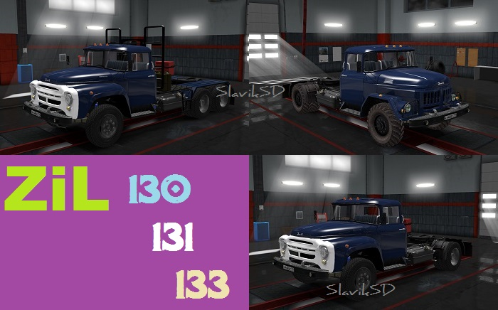ZiL 130-131-133 + Trailers (fixed 08.04)