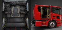 New Scania P-series