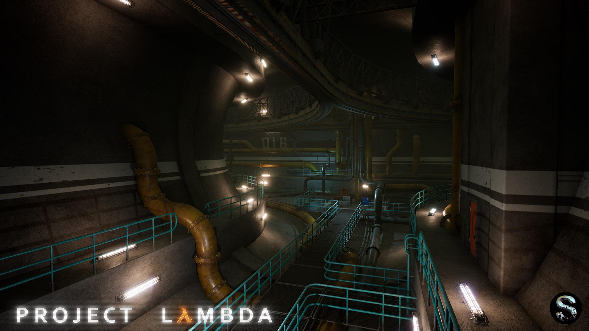 Фанаты опубликовали скриншоты ремейка Half-Life на Unreal Engine 4