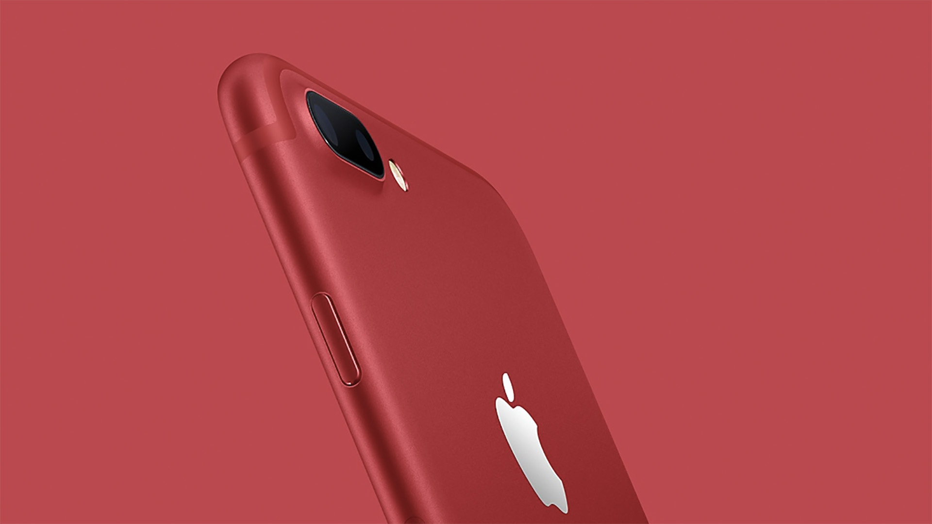 Красный iPhone 8 с черной фронтальной гранью скоро появится в продаже
