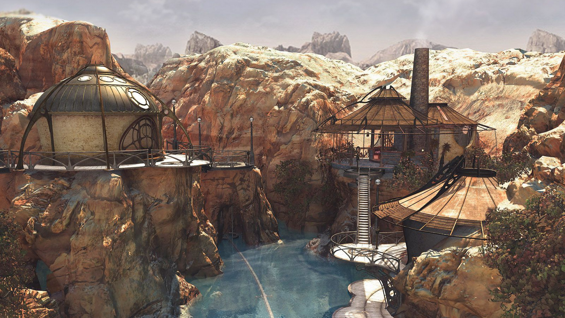 На Kickstarter появилась коллекция Myst 25th Anniversary Collection, включающая все игры серии