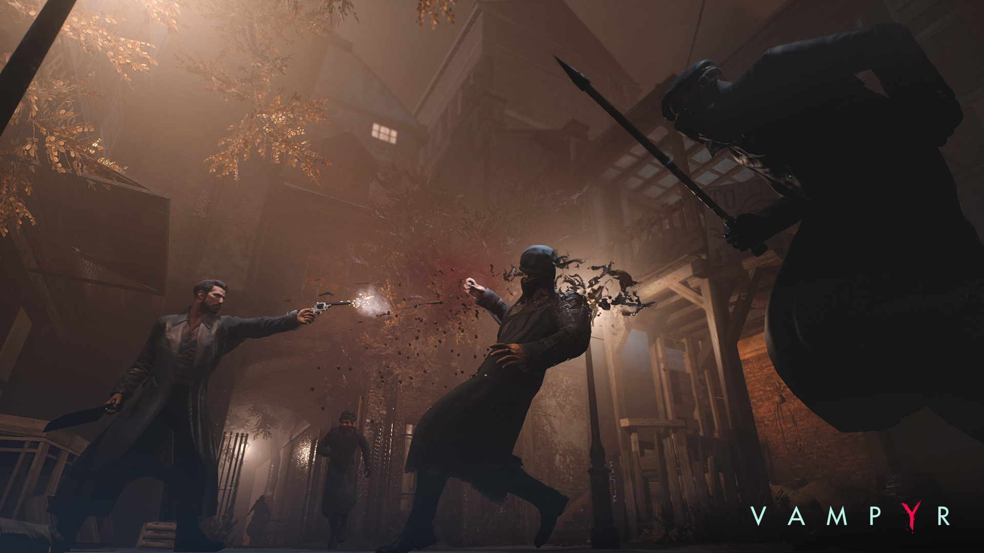 Опубликованы системные требования Vampyr