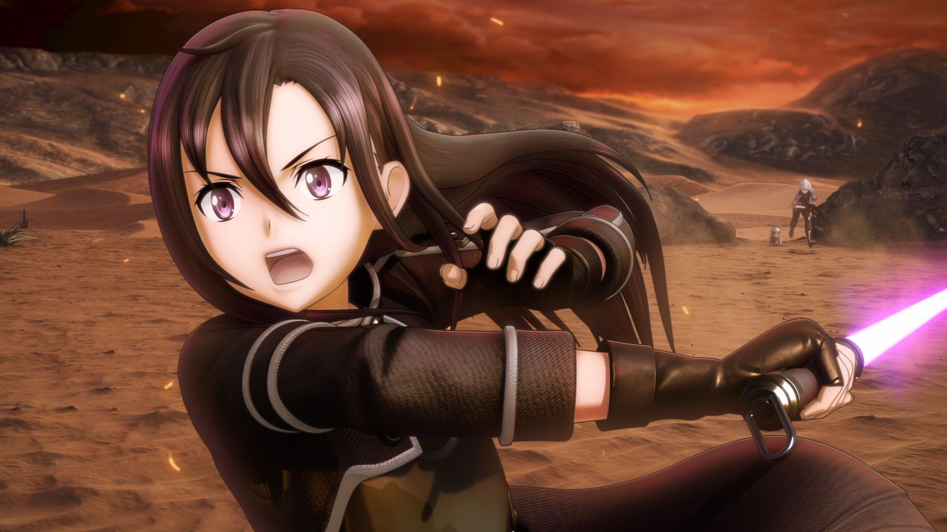 Обзор Sword Art Online: Fatal Bullet — «Первому игроку приготовиться» через призму аниме