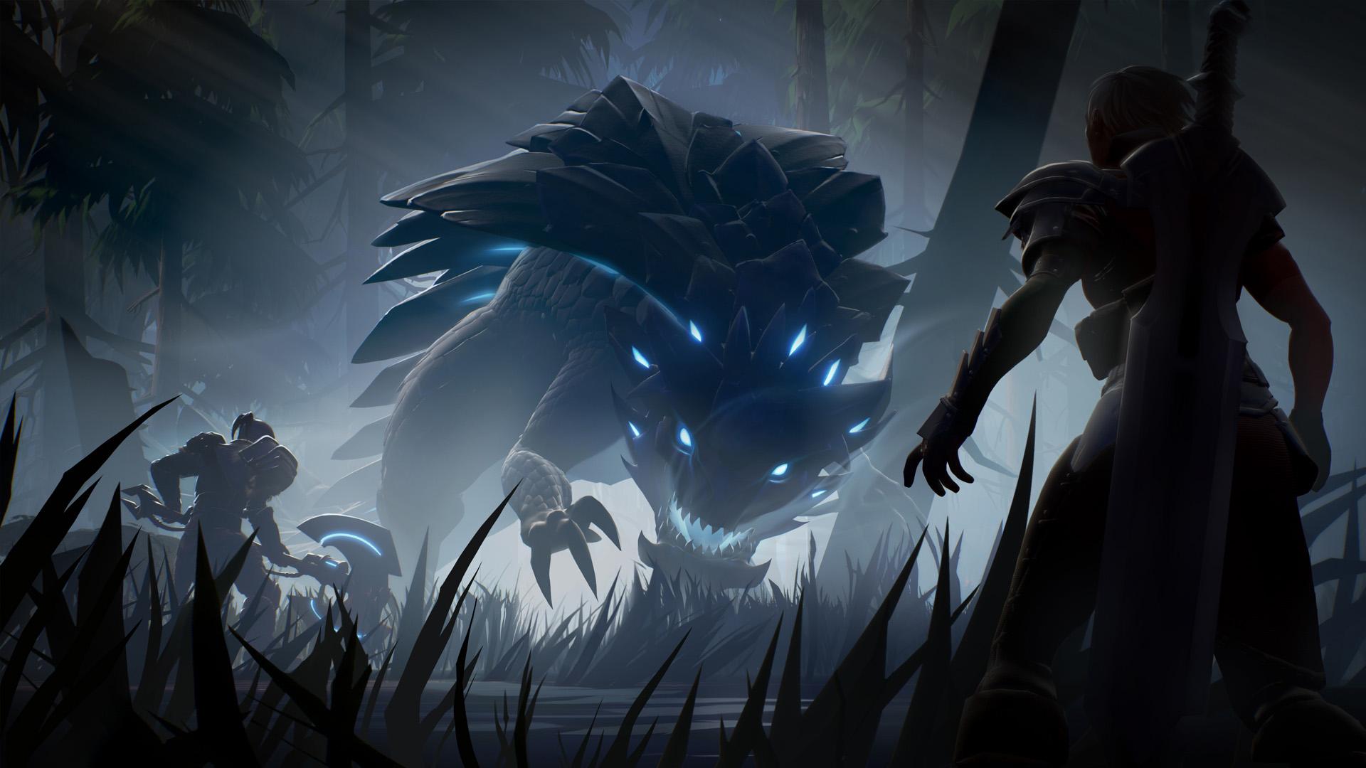 Открытая бета Dauntless, игры в духе Monster Hunter, стартует на PC в следующем месяце