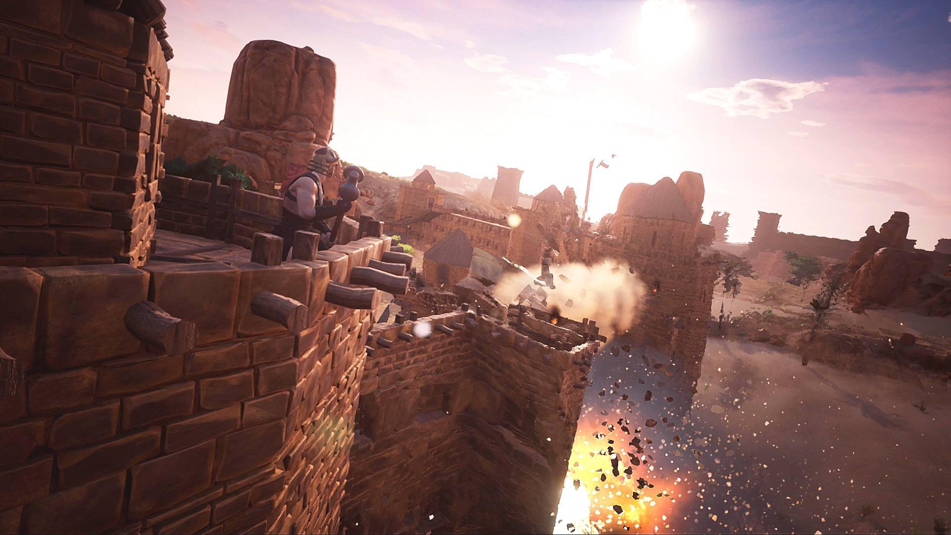 В новом трейлере Conan Exiles показали релизную версию игры