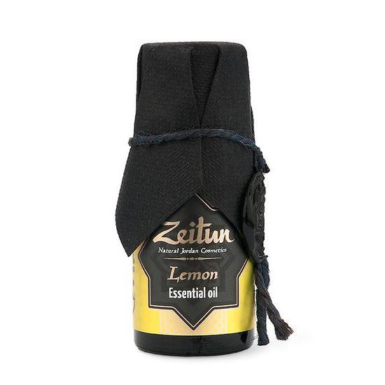 Z3630 Zeitun Essential oil Lemon 8022