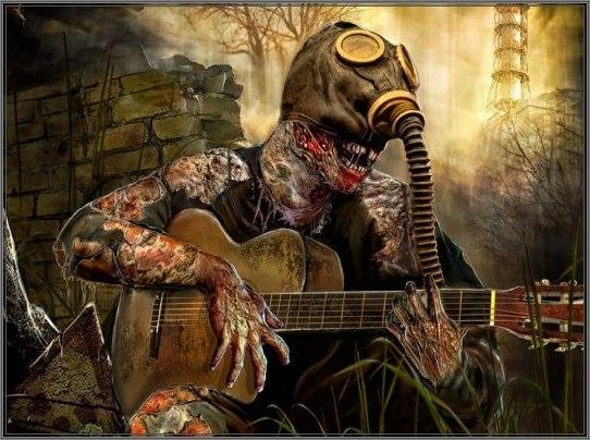 Guitar Tracks - Lost Alpha DC