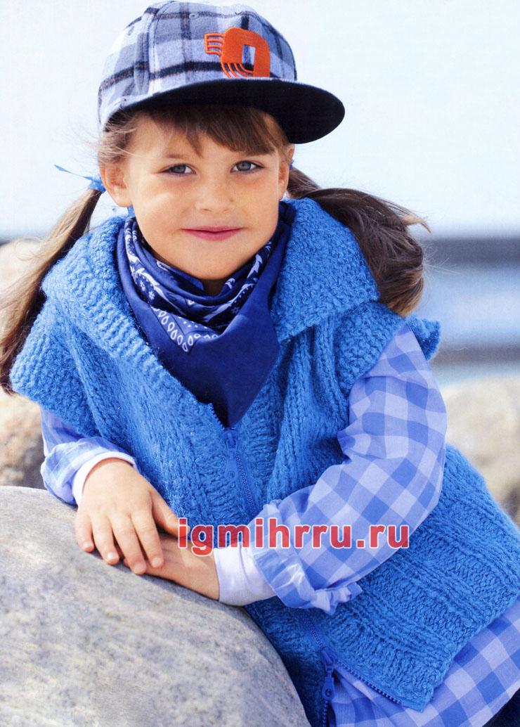 вязание спицами для девочек 2 3