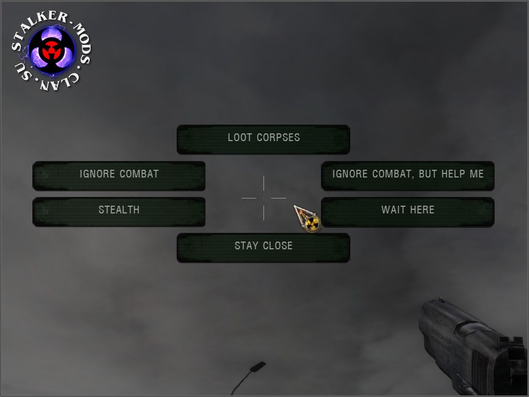 Companions Quick Menu 1.0