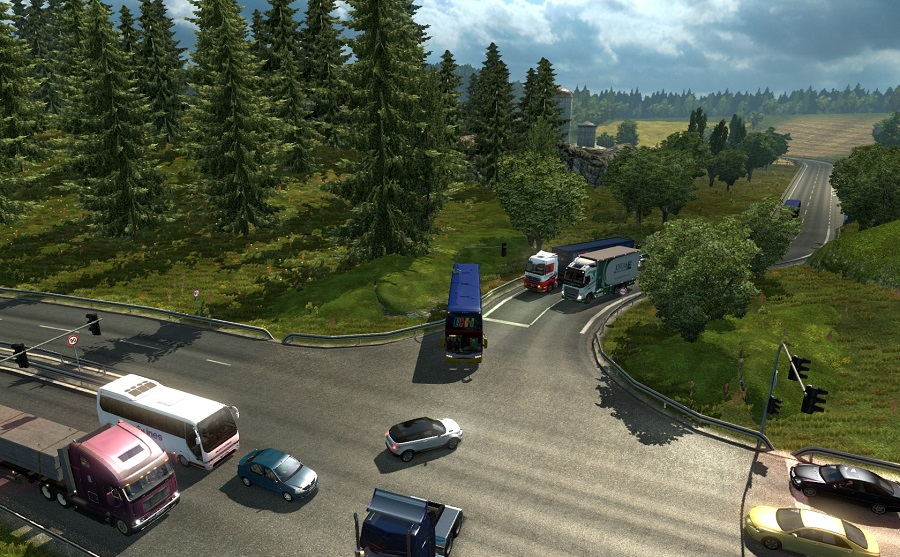 Real Ai Traffic Engine Sounds v1.0