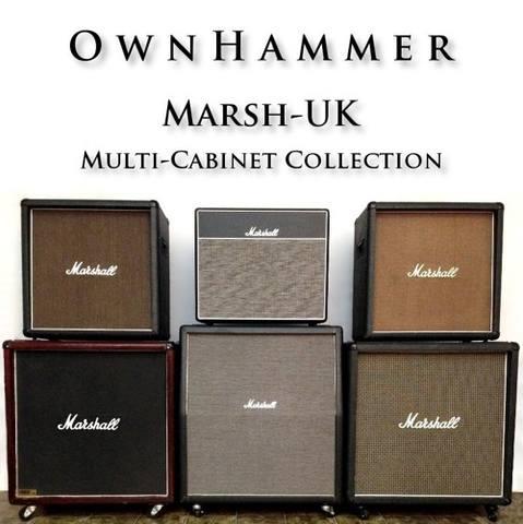 OwnHammer - Impulse Response Libraries - Marsh-UK Collection (WAV)[ISO]