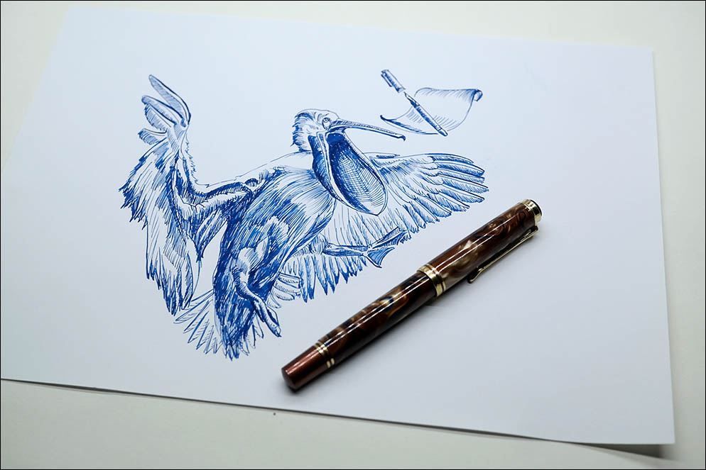 Pelikan Souveran M620 Grand Place