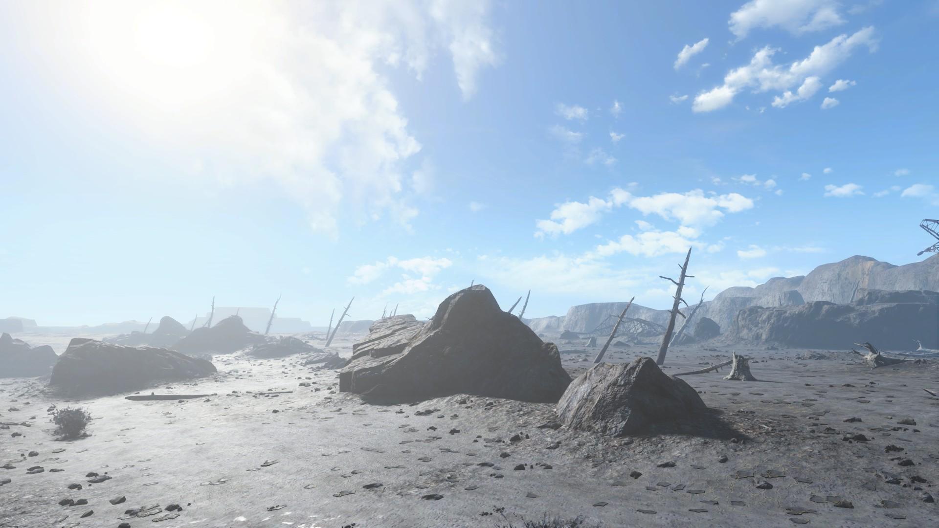 Моддеры показали скриншоты и трейлер карты Филадельфии для Fallout 4