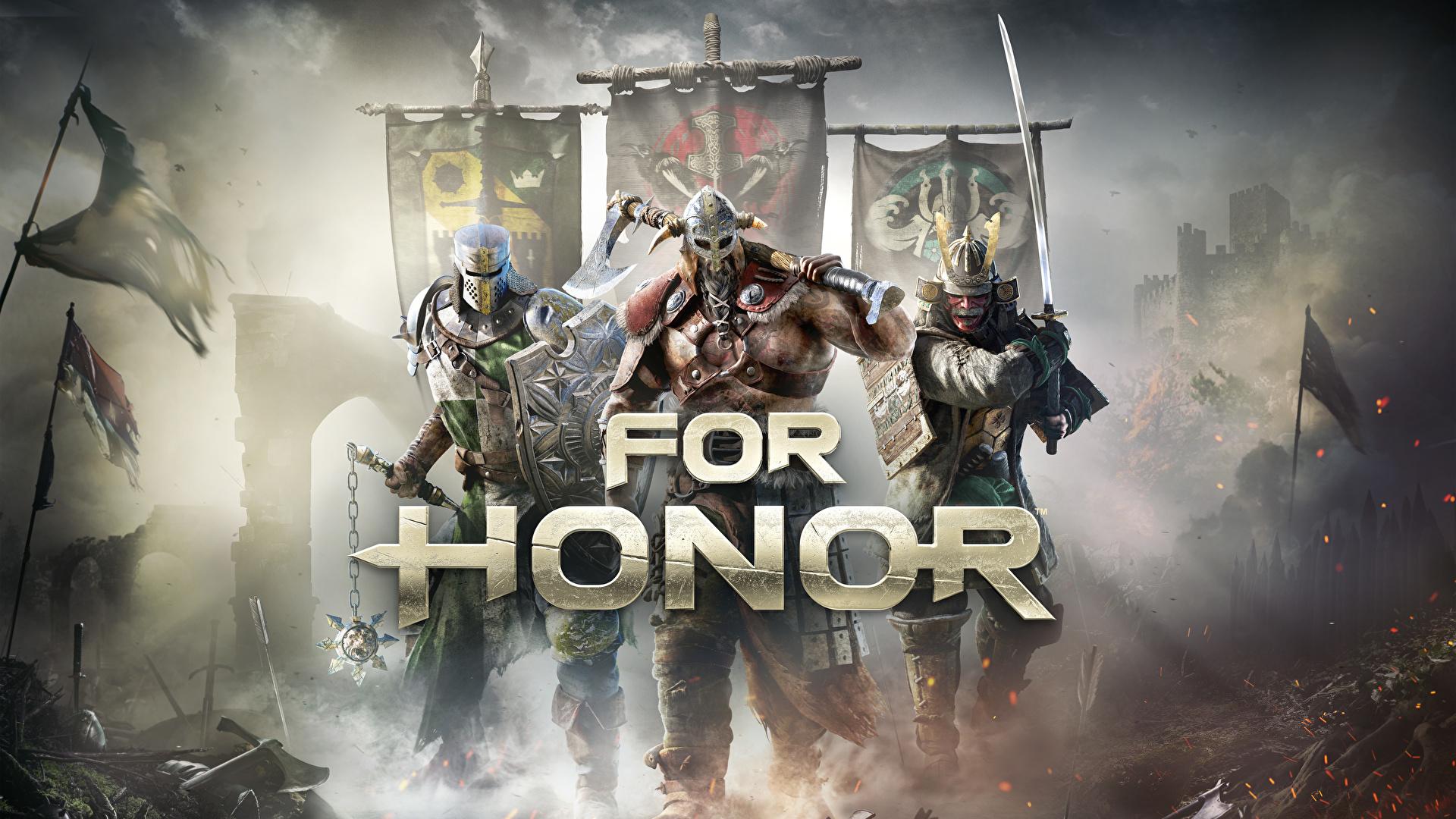 На E3 2018 о For Honor будет много новой информации