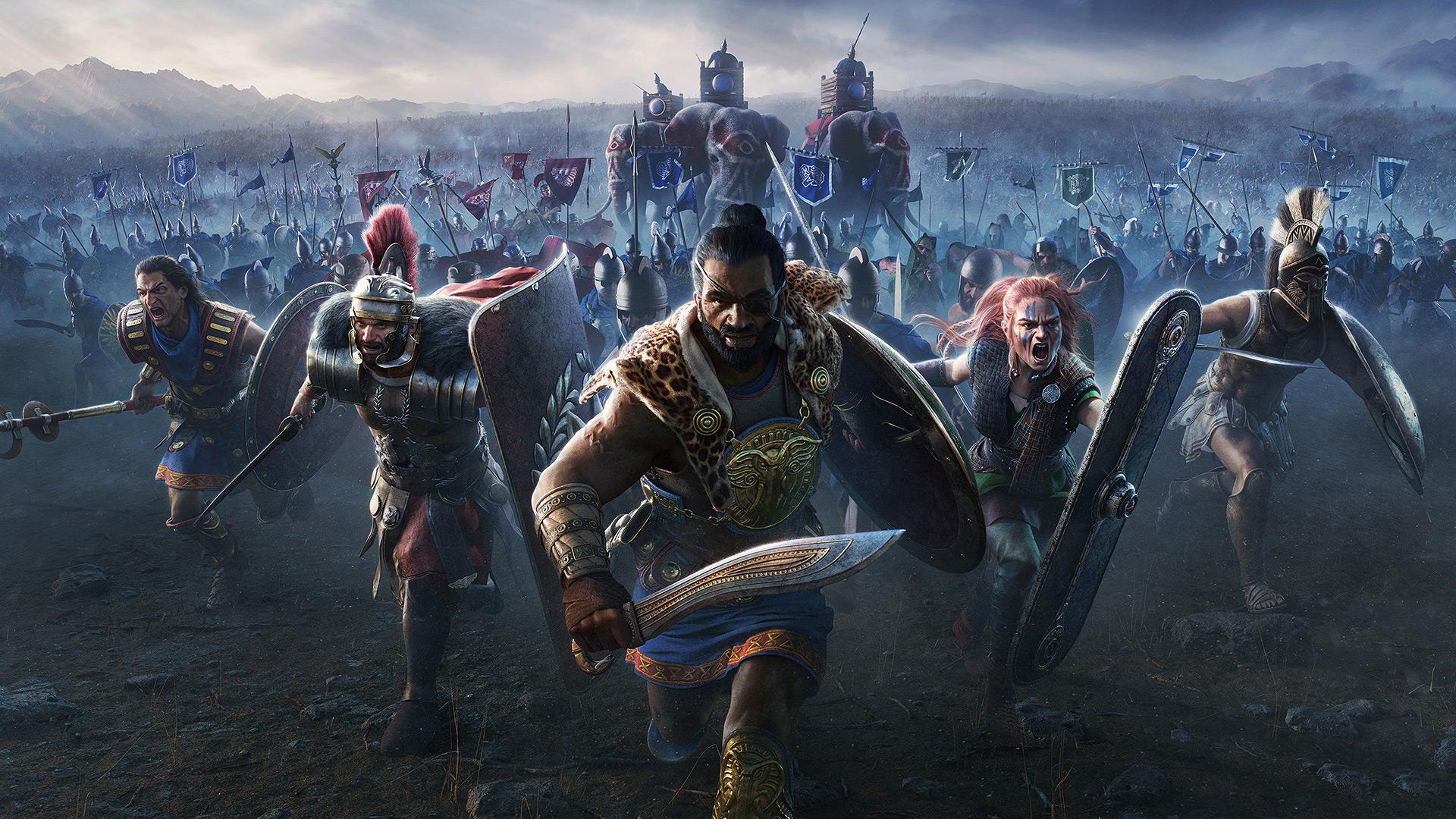 Анонсирована глобальная стратегия Aggressors: Ancient Rome. Опубликованы первые скриншоты и трейлер
