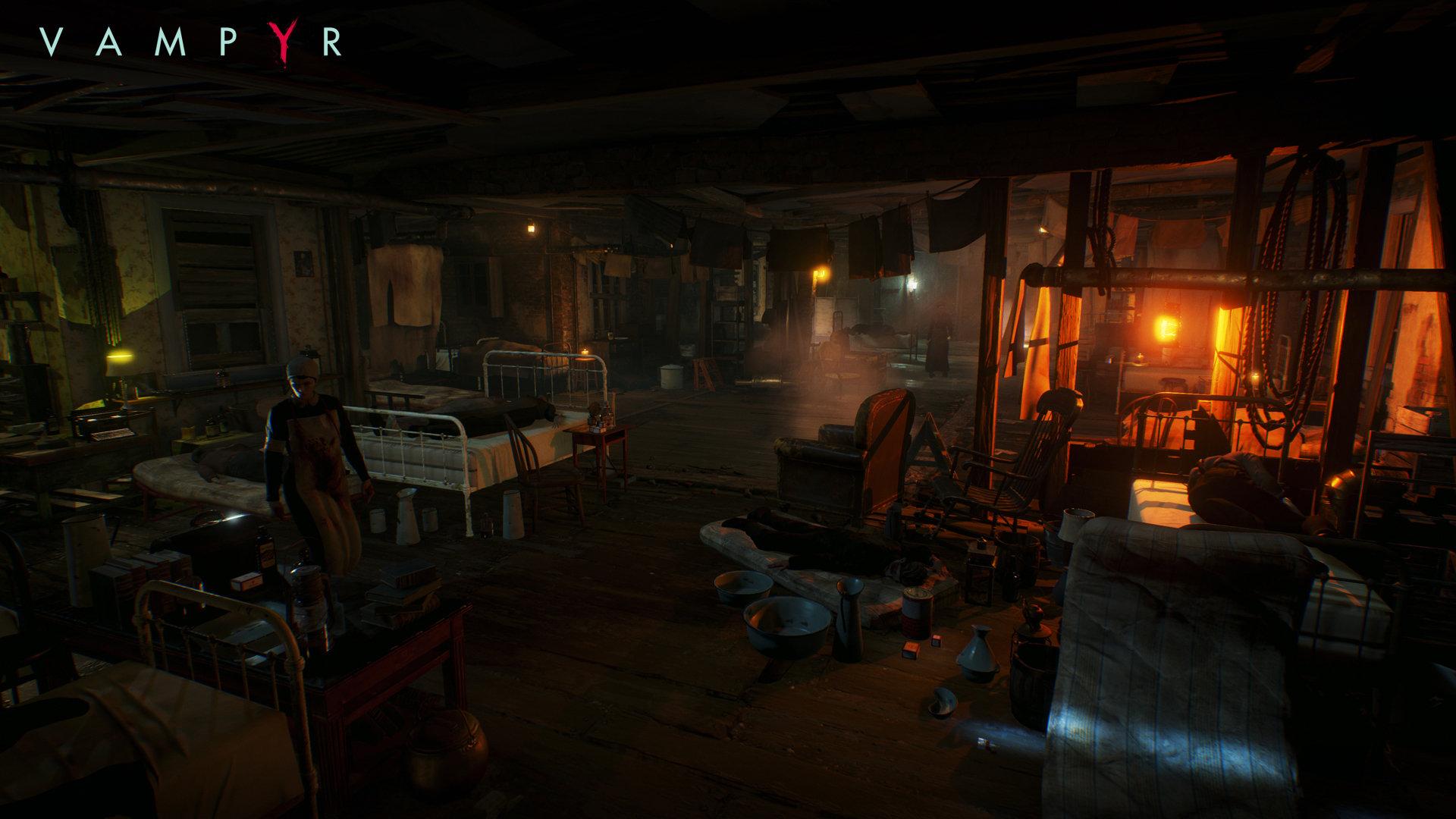 В новом трейлере Vampyr разработчики рассказали о создании саундтрека игры