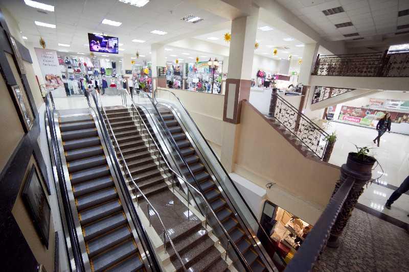 Сочи разместился на шестом месте по численности торговых площадей