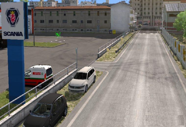 SCS MAP CITY ADDON V1.0.1