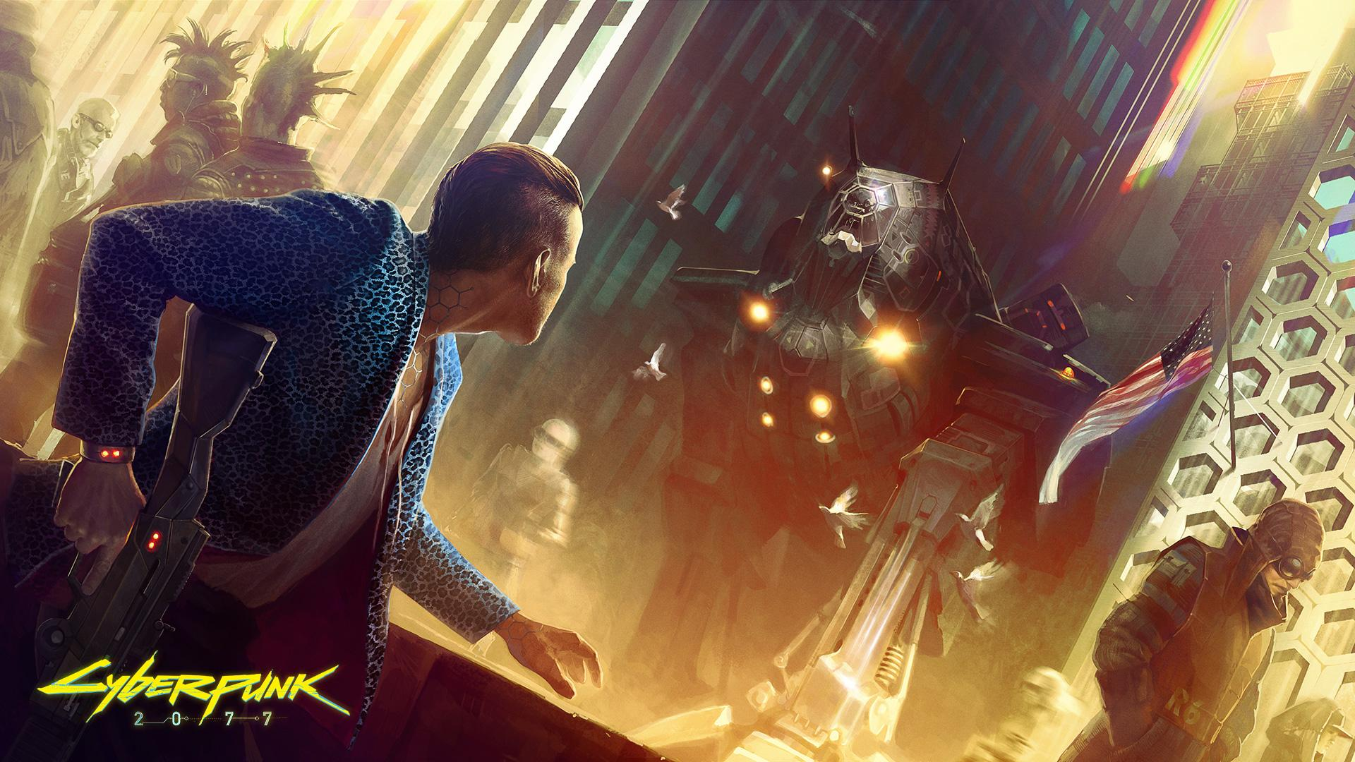 Слух: презентация Cyberpunk 2077 на E3 продлится один час