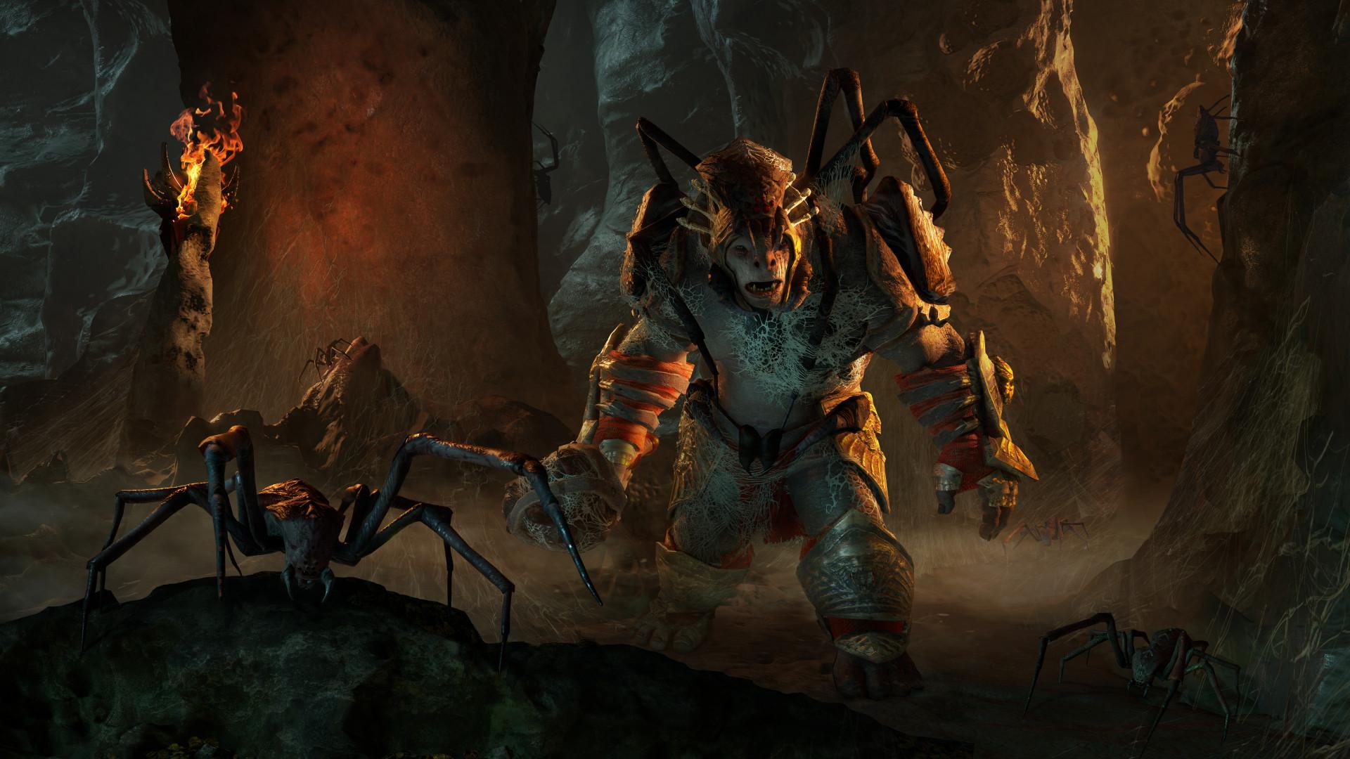 Вышло сюжетное дополнение Desolation of Mordor для Shadow of War
