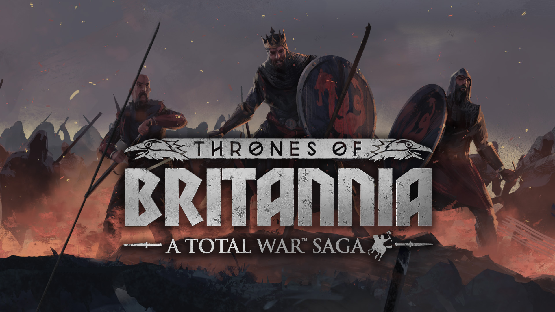 Обзор Total War Saga: Thrones of Britannia — неплохо!