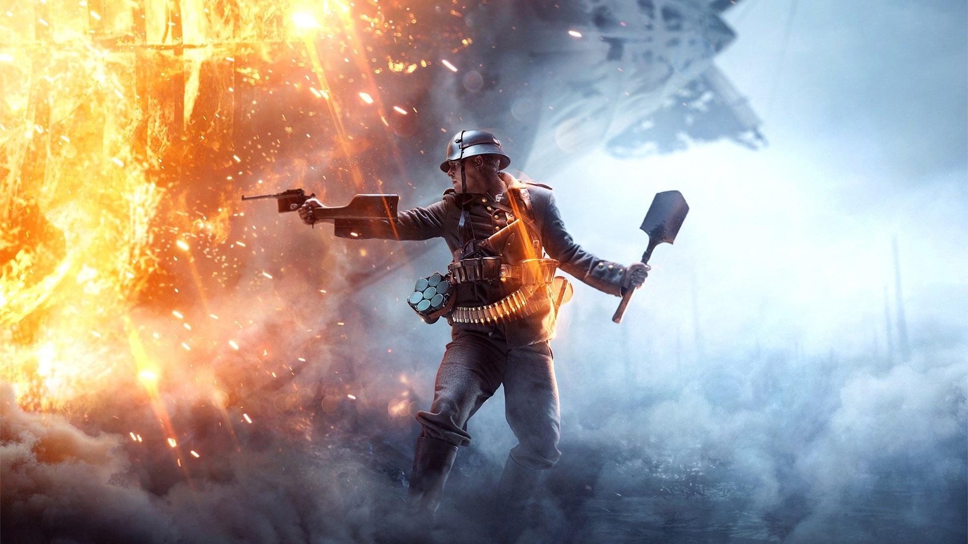 В Battlefield 5 будет несколько однопользовательских сценариев