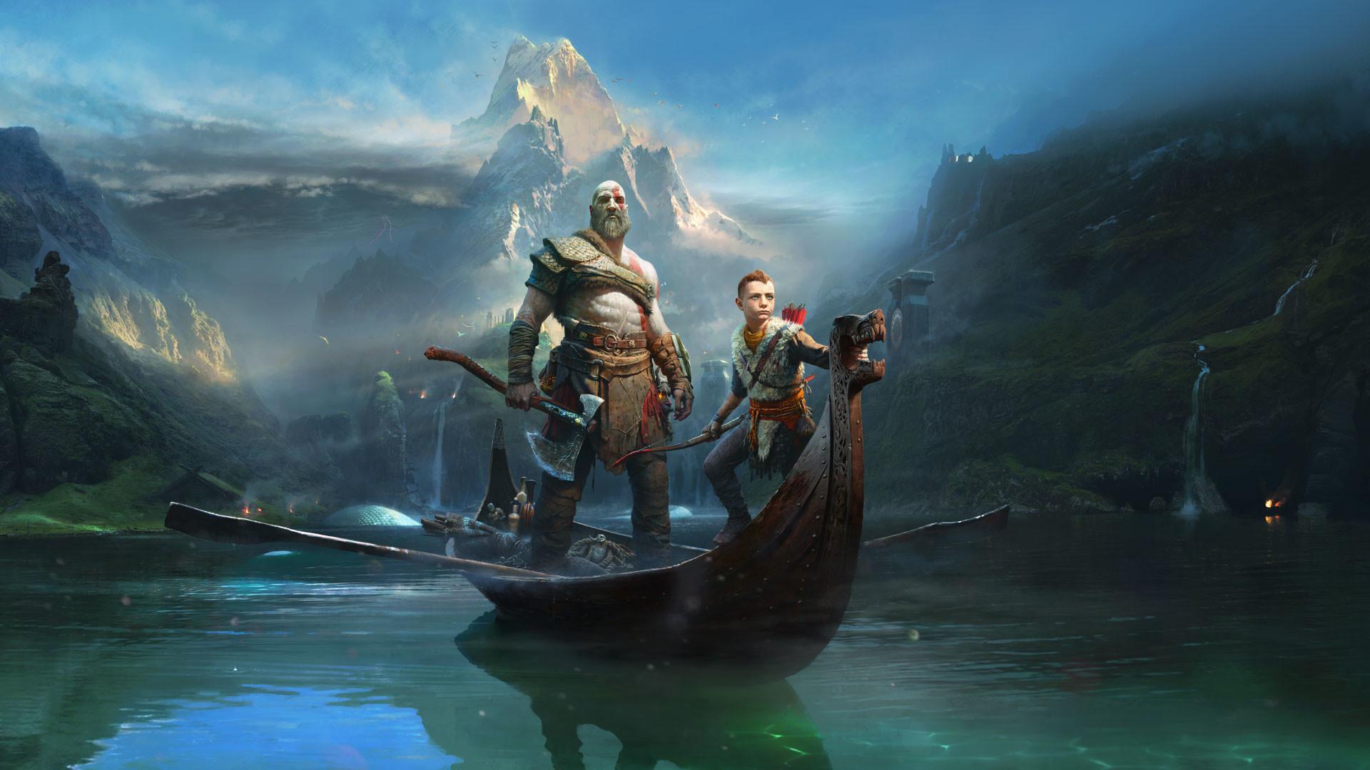 Обзор God of War — спартанец в скандинавских условиях