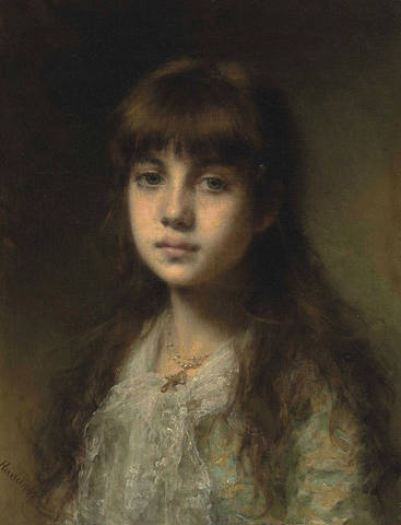 784px-Alexei Harlamoff - The Young Model