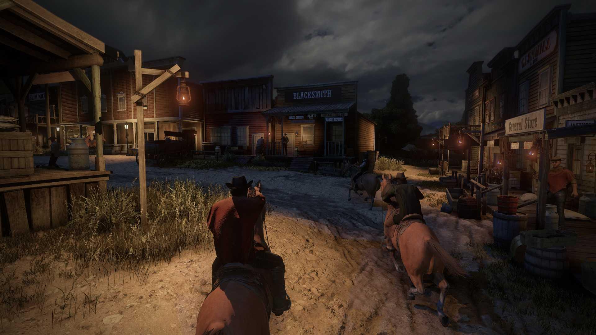 Wild West Online вышла в Steam, получив массу негативных отзывов