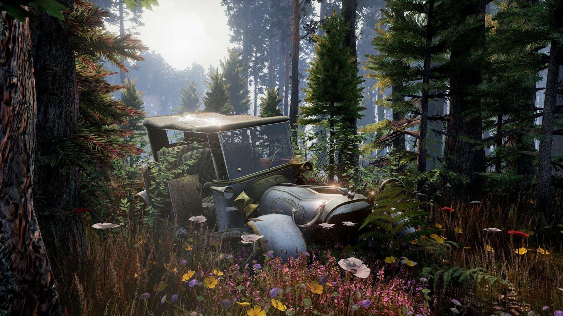 В геймплейном трейлере хоррора Gray Dawn показали мистический ритуал над куклой
