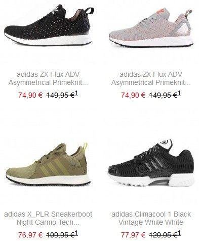 Купон Schuhdealer. Скидка 10% на Sneaker adidas