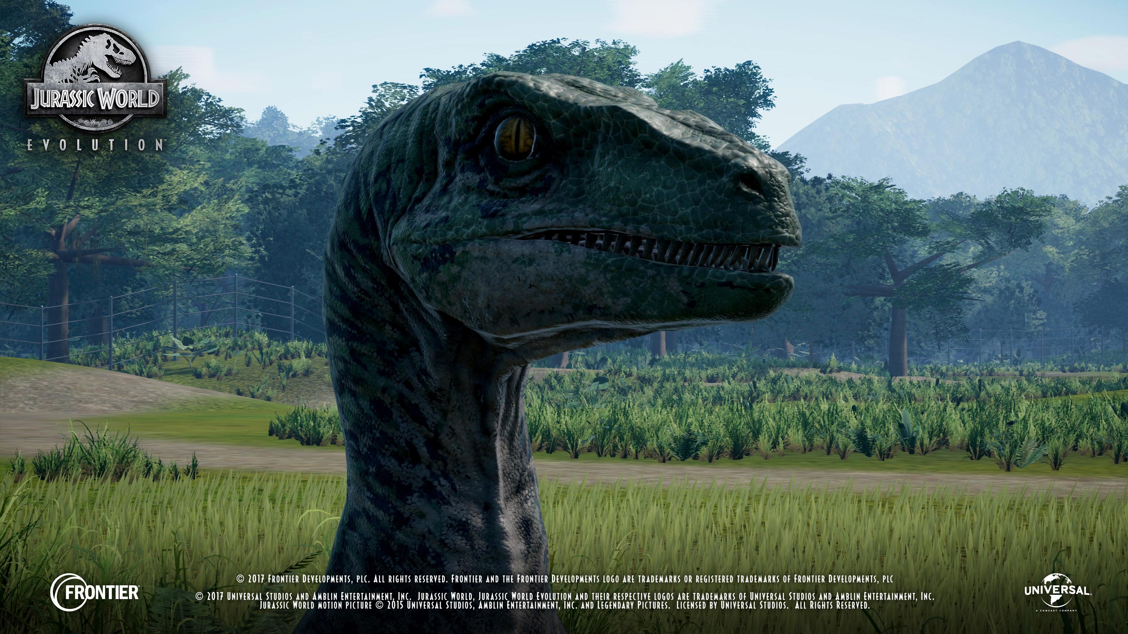 В новом видео Jurassic World Evolution рассказали о развитии собственного парка и уходе за динозаврами
