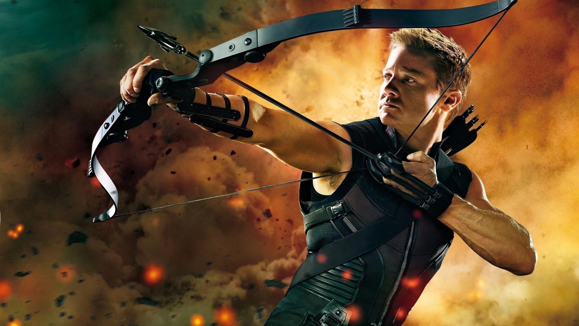 Слух: в игру по «Мстителям» от создателей Tomb Raider добавят Соколиного глаза