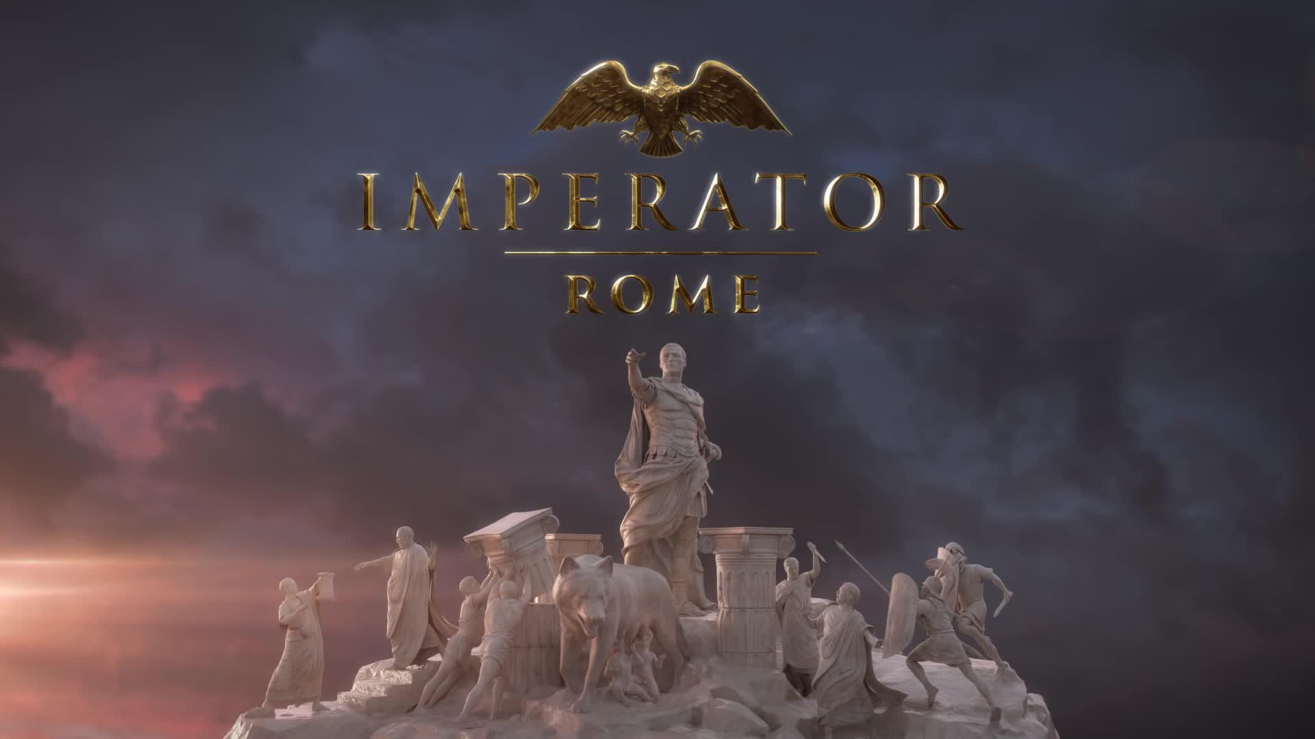 Анонсирована глобальная стратегия Imperator: Rome. Опубликован первый трейлер