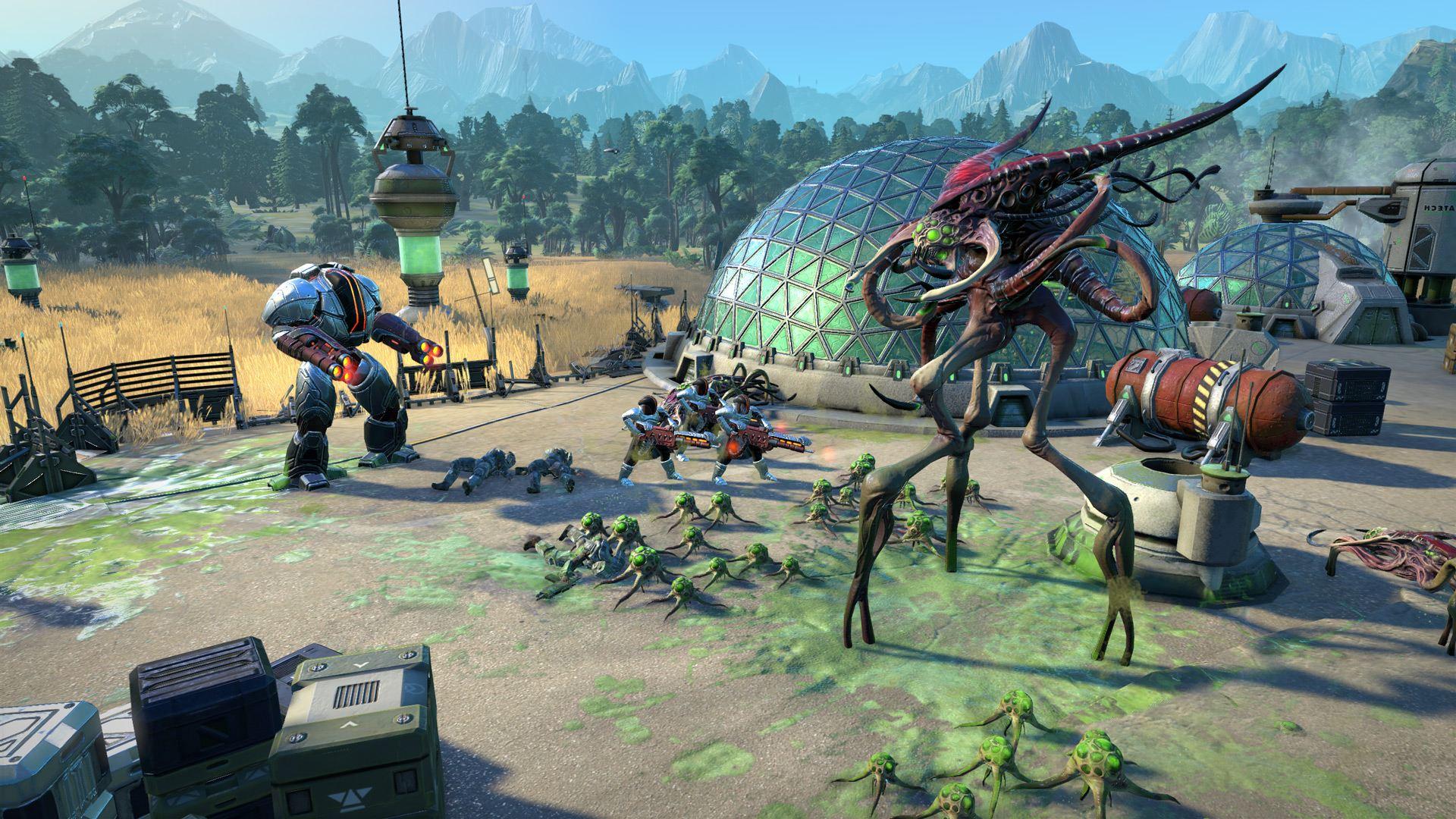 Age of Wonders воплотилась в научно-фантастическом жанре: анонсирована Age of Wonders: Planetfall