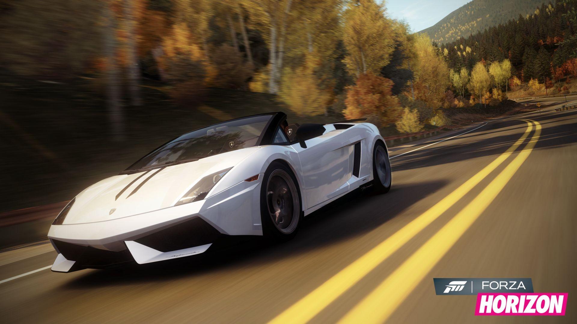 В сети обнаружены концепт-арты Forza Horizon 4, демонстрирующие красоты Гонконга