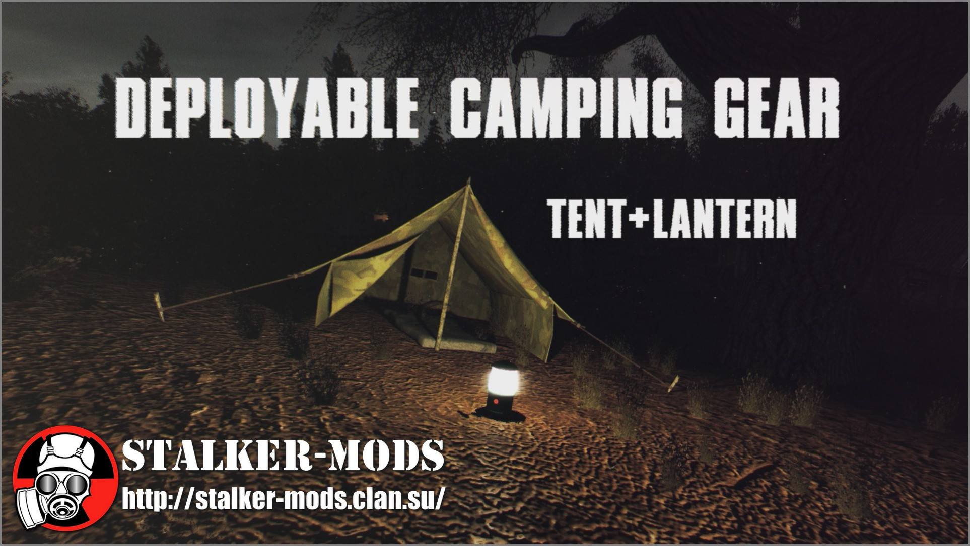 Deployable Camping Gear